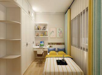 140平米三中式风格儿童房装修效果图