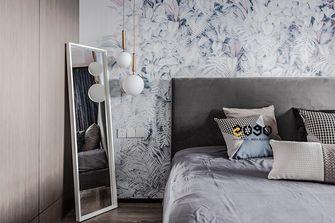 130平米三室两厅混搭风格卧室装修效果图