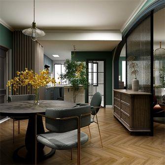 70平米一室一厅北欧风格餐厅设计图
