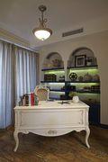 20万以上140平米四室四厅地中海风格卧室装修图片大全