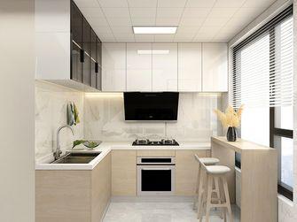 100平米复式混搭风格厨房设计图
