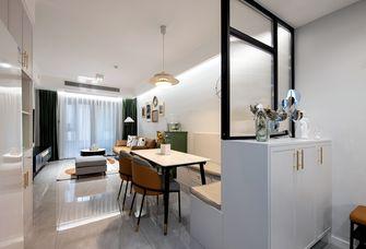 100平米三室两厅北欧风格餐厅欣赏图