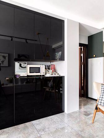 50平米公寓新古典风格玄关图片