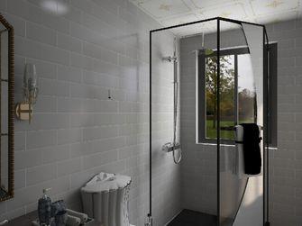 70平米美式风格卫生间图片