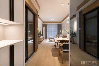80平米三室两厅日式风格玄关装修案例