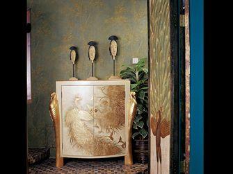 10-15万140平米三室两厅东南亚风格玄关装修图片大全