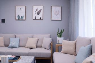 100平米三混搭风格客厅图片