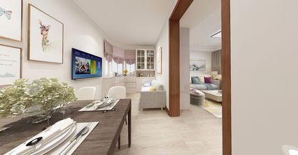 10-15万70平米一居室现代简约风格客厅设计图