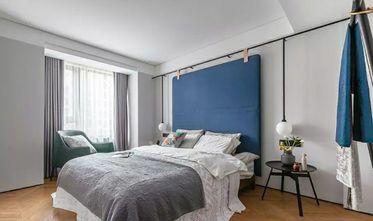 100平米公寓东南亚风格卧室效果图