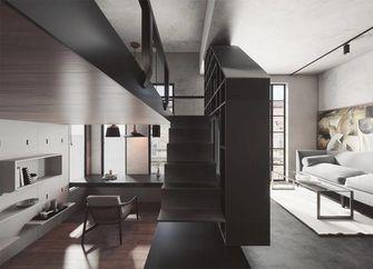 50平米一居室现代简约风格楼梯间图片大全