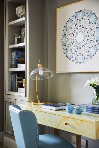 100平米四室一厅现代简约风格书房装修图片大全