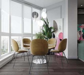 60平米一居室新古典风格餐厅装修效果图