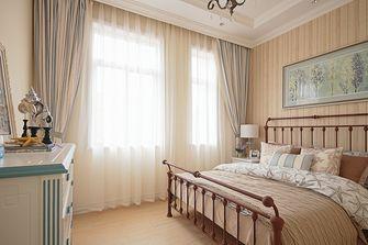 60平米复式地中海风格卧室装修图片大全