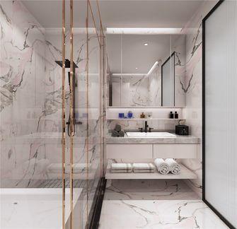 140平米四室两厅现代简约风格卫生间图