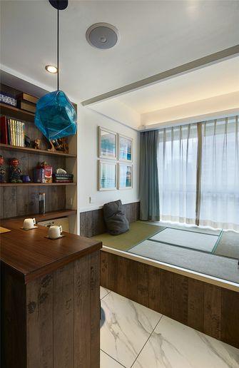 100平米北欧风格卧室装修案例