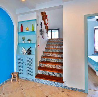豪华型140平米复式地中海风格楼梯装修图片大全