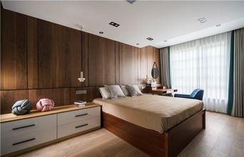 140平米别墅北欧风格卧室装修效果图