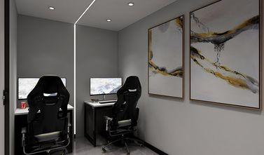 130平米复式现代简约风格影音室装修效果图