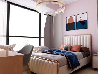 120平米三室两厅现代简约风格儿童房图