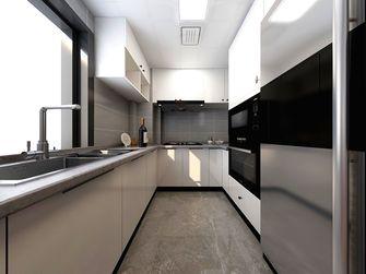 120平米四室两厅现代简约风格厨房装修案例