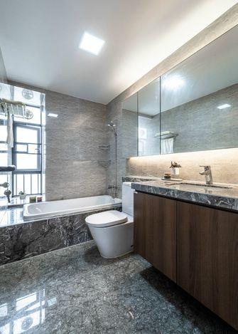 60平米公寓美式风格卫生间图