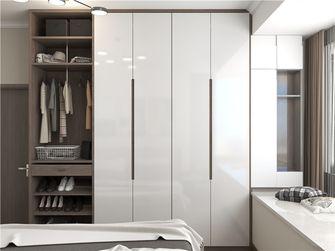 90平米三室两厅现代简约风格卧室装修案例