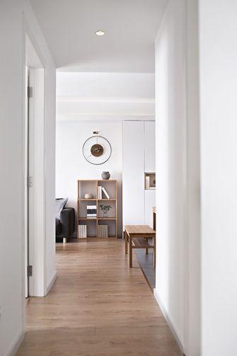 70平米日式风格走廊效果图