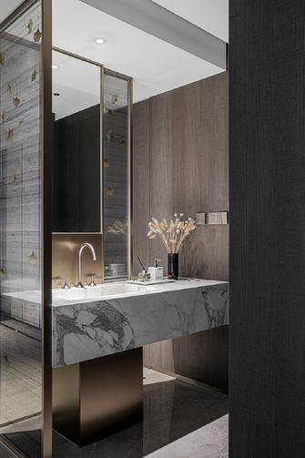 140平米别墅现代简约风格卫生间装修效果图