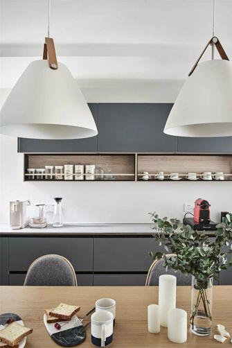 140平米复式北欧风格餐厅装修案例
