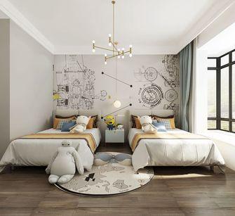 140平米四室两厅日式风格卧室图片大全