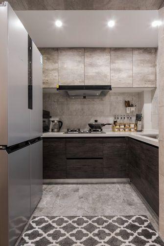 80平米三室两厅中式风格厨房图片