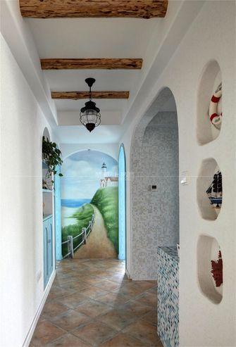 140平米复式地中海风格走廊效果图