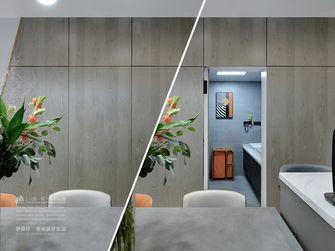 100平米三室两厅现代简约风格卫生间图