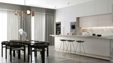 120平米三室一厅其他风格厨房装修案例