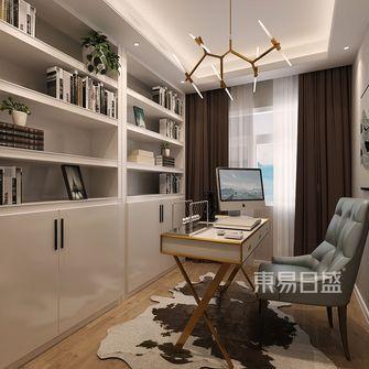 130平米四法式风格书房装修图片大全
