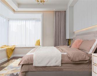 130平米三室四厅中式风格卧室效果图