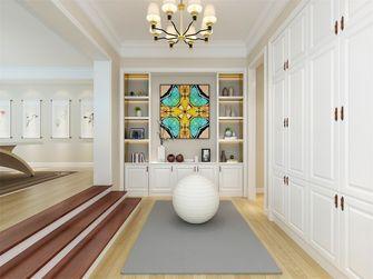 140平米复式美式风格健身室装修图片大全