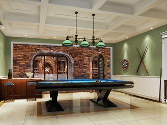 120平米别墅法式风格健身室图片