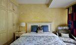 140平米四室两厅东南亚风格卧室装修效果图