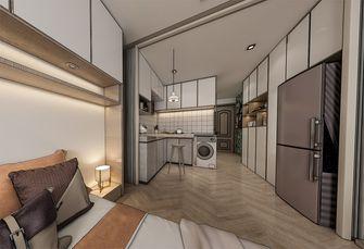 40平米小户型现代简约风格餐厅欣赏图