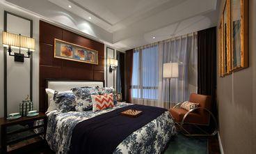 120平米三室两厅新古典风格卧室装修案例