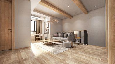 140平米别墅日式风格阁楼设计图
