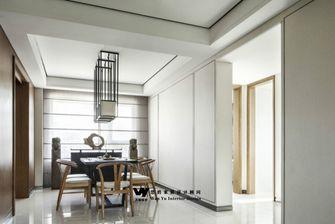 130平米三室一厅中式风格餐厅欣赏图