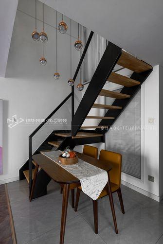 40平米小户型北欧风格楼梯间图片大全