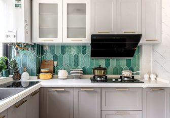 120平米三室两厅法式风格厨房图片