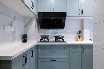 80平米三室两厅新古典风格厨房装修案例