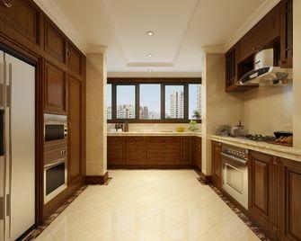 15-20万140平米三室四厅欧式风格厨房装修图片大全