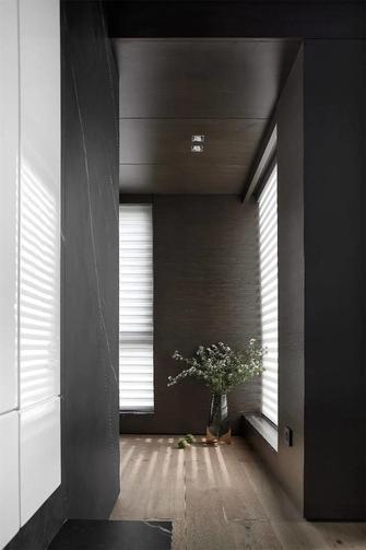 140平米四室五厅现代简约风格玄关图片