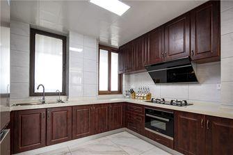 140平米四室两厅中式风格厨房图片