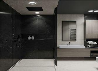 70平米一室一厅现代简约风格卫生间设计图